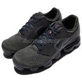 【五折特賣】Nike Air Vapormax GS 灰 藍 大氣墊 舒適緩震 運動鞋 女鞋 大童鞋【PUMP306】917963-007