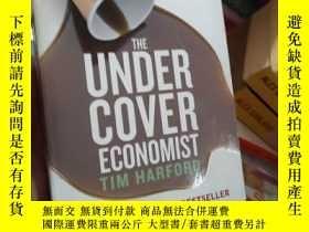 二手書博民逛書店The罕見Undercover Economist【臥底經濟學,
