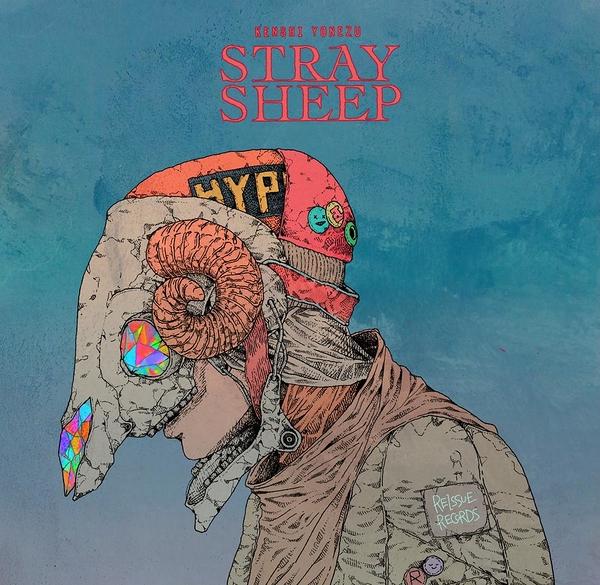 米津玄師 / STRAY SHEEP【台灣盤】