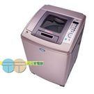 含配送+基本安裝*元元家電館*SANLUX 三洋 17KG直流變頻超音波洗衣機 SW-17DV