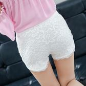 新款蕾絲安全褲防走光內穿可外穿保險女夏季薄款 JA1073 『伊人雅舍』