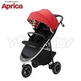 愛普力卡 Aprica SMOOOVE 挑高型座椅大三輪嬰幼兒手推車-魔毯神燈
