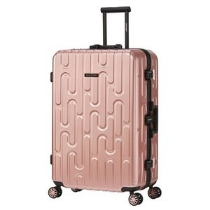 【CENTURION百夫長】鋁框款26吋A_bud布達佩斯金行李箱