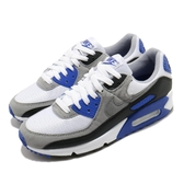 【六折特賣】Nike 休閒鞋 Wmns Air Max 90 OG 白 灰 藍 女鞋 經典配色 運動鞋 【ACS】 CD0490-100