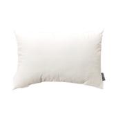 HOLA 壓紋枕芯30x45cm 白