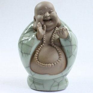茶道茶玩:彌勒佛(道財)