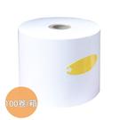 【奇奇文具】STAT 75mm×70mm 收銀機紙捲/收銀機空白紙捲/感熱紙捲(1束5卷)