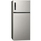 Panasonic國際牌579公升雙門變頻冰箱NR-B589TV-S銀河灰