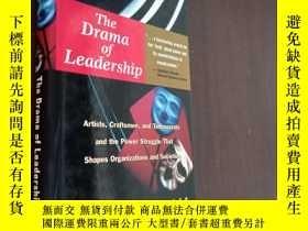 二手書博民逛書店THE罕見DRAMA OF LEADERSHIP領導力的戲劇性Y12880 JOHN WILEY等 John