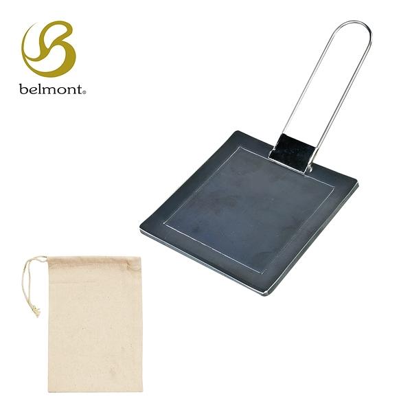 日本Belmont 極厚鐵板煎烤盤-6mm(小)BM-288