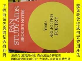 二手書博民逛書店pan罕見study aids brodie's notes【3