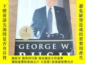 二手書博民逛書店DECISION罕見POINTSY15335 George W. Bush Crown Publisherss