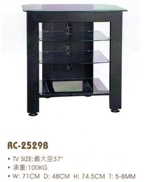 《名展影音》Outstanding RC-2529B 電視音響架