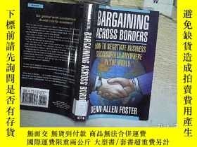 二手書博民逛書店BARGAINING罕見ACROSS BORDERS (01)Y