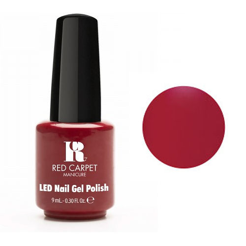 NO.302 Runway Red ❤ RED CARPET紅地毯凝膠甲油
