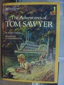 【書寶二手書T4/原文小說_PFZ】The Adventures of Tom Sawyer