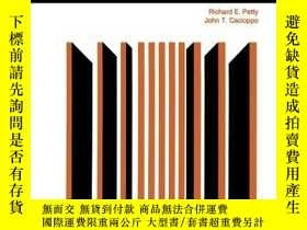 二手書博民逛書店Attitudes罕見And PersuasionY256260 Richard E Petty Westvi