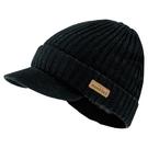 [好也戶外]mont-bell 羅紋針織帽(有帽簷) 黑/藍/白 No.1118585-BK/NV/OTML