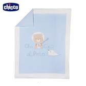 chicco-北極小熊-剪毛絨舖棉可拆被