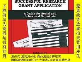 二手書博民逛書店How罕見To Write A Successful Research Grant ApplicationY3