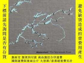 二手書博民逛書店watershed罕見the tennessee riverY1