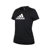 ADIDAS 女短袖T恤(慢跑 路跑 吸濕排汗 運動 上衣 愛迪達 免運 ≡排汗專家≡
