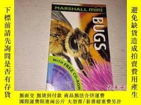 二手書博民逛書店《MARSHALL罕見mini BUGS》英文彩色插圖 64開Y