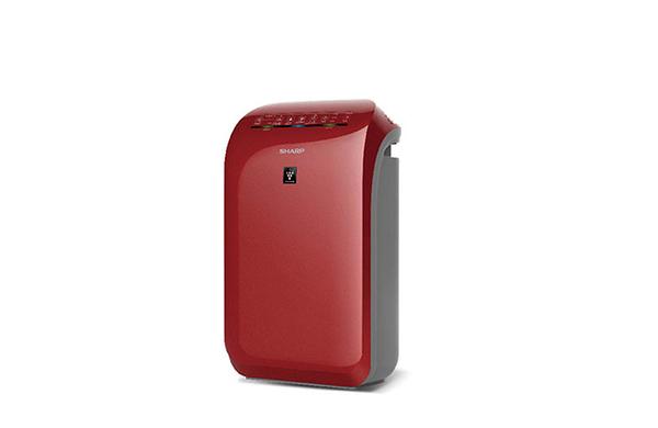 [ 家事達]SHARP-FU-D50T-R  夏普   高濃度除菌離子 空氣清淨機 特價  9-12坪