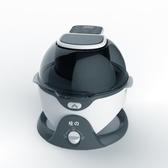 垣の球型旋轉翻炒神級氣炸鍋CU-8889 (720度循環加熱)