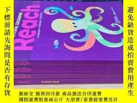 二手書博民逛書店罕見Reach【4本合售】具體看圖Y400643 見圖 見圖