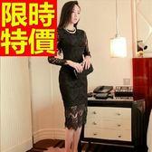 無袖連身裙-修身顯瘦合身剪裁韓版洋裝61a78【巴黎精品】