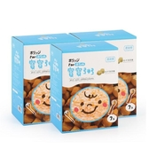 (預購)農純鄉寶寶粥-心干貝貝粥7入三盒組【康是美】-預計1/31後出貨