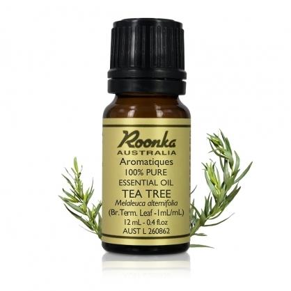 【荷柏園】Roonka 茶樹精油 12ml