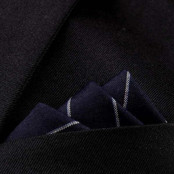 棉質男士西裝口袋巾胸巾