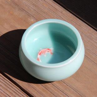龍泉青瓷手工茶杯