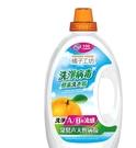 [COSCO代購 1154] 促銷至5月25日 W218568 Orange 橘子工坊 天然洗淨病毒酵素洗衣精 4000毫升 2入