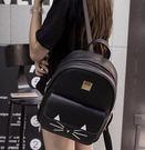 韓版新款學院風女生休閒背包DL11638『黑色妹妹』