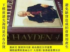 二手書博民逛書店Hayden:罕見An Autobiography 精裝原版插圖