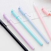 【BlueCat】七彩搖尾巴貓咪水性筆 中性筆