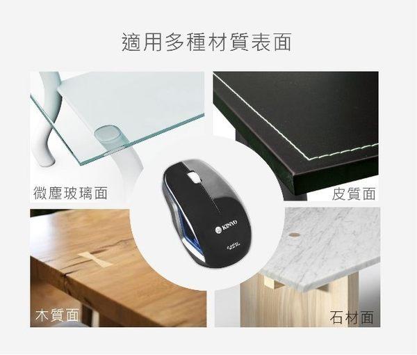 滑鼠 無線滑鼠 2.4GHz無線藍光自由之翼 (買兩件,每件199元優惠) GKM791BU