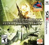 3DS 空戰奇兵 3D 交叉熱鬥(美版代購)