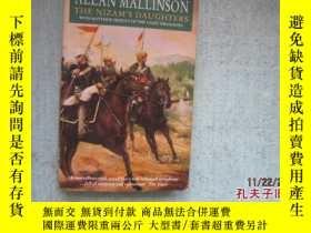 二手書博民逛書店英文原版書罕見THE NIZAM S DAUGHTERS ALLAN MALLINSON 詳細書名請看圖 3268