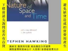 二手書博民逛書店The罕見Nature Of Space And TimeY255562 Stephen Hawking Pr