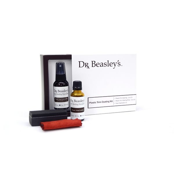 塑料護色塗層 Dr. Beasley's Plastic Trim Coating Kit
