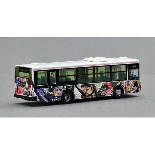 TOMYTEC 巴士收藏 立川巴士 骨裝機娘機甲少女_TV28431