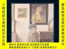 二手書博民逛書店Vermeer s罕見Wager: Speculations o