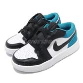Nike 休閒鞋 Jordan 1 Low ALT PS 白 藍 童鞋 中童鞋 運動鞋 喬丹 【PUMP306】 BQ6066-004