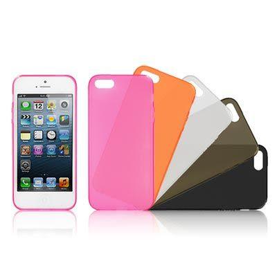 Boise NUDE iPhone 5/5S/SE TPU經典保護套(原價250元)