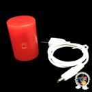 LED充電式蠟燭環保燈R【十方佛教文物】