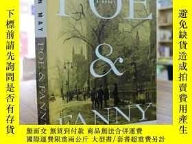 二手書博民逛書店JOHN罕見MAY:POE & FANNY(約翰·梅:坡和範妮)